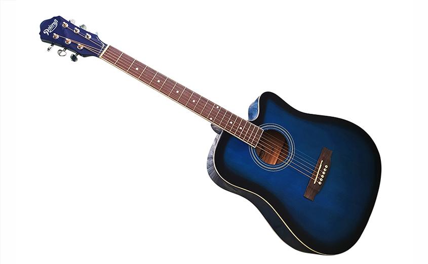 Польская полноразмерная гитара Polcraft BLS