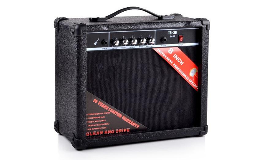 Усилитель для бас-гитары GLM TB-30