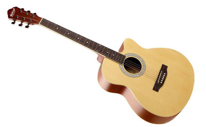 Польская полноразмерная гитара Polcraft HS-4040-N