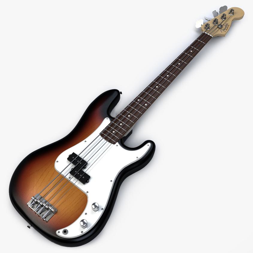 Бас-гитара Deviser L-B1 3TS